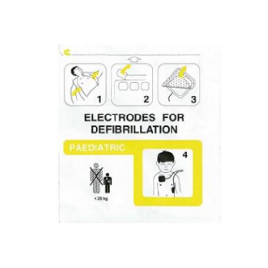 Patchs défibrillation enfant