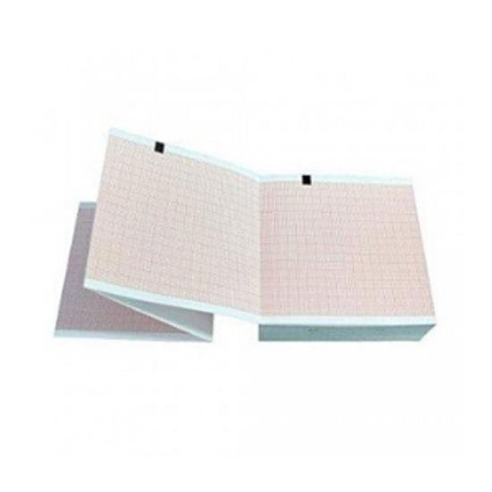 Papier thermique plié en Z